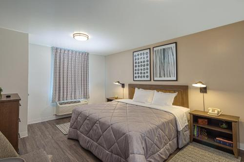 Intown Suites Extended Stay Select Charlotte NC University