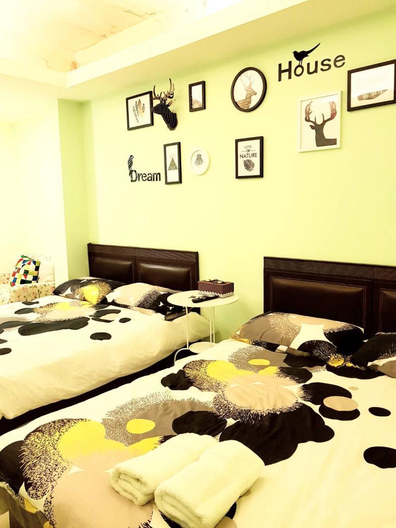 Taipei 101 Nordic style cosy room