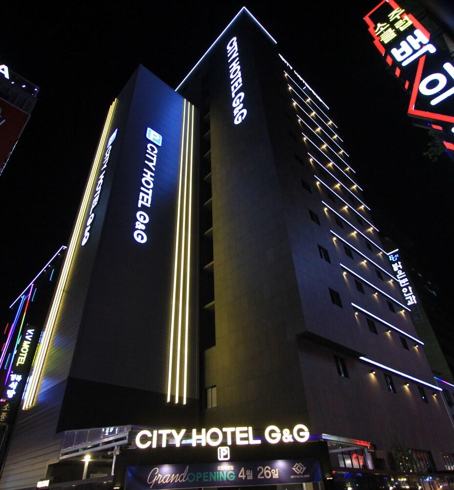 City Hotel G&g