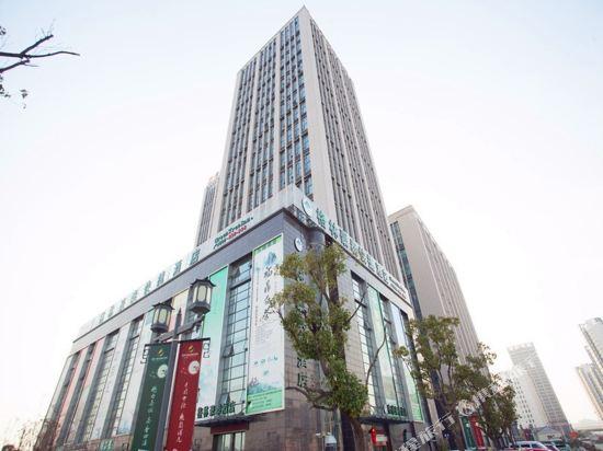 Greentree Inn Jiangsu Suzhou Shihu Suli Road Express Hotel
