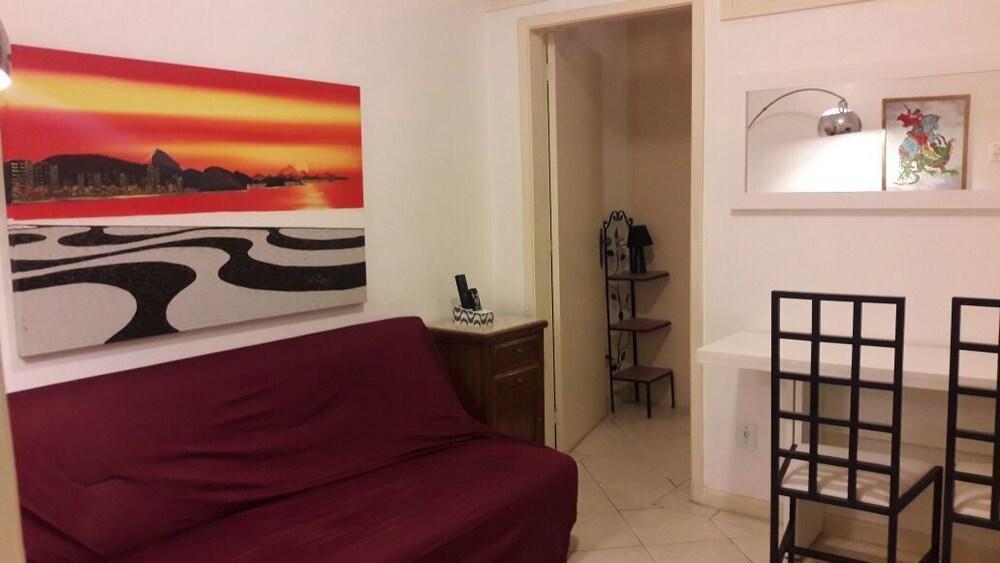 2 quartos em Copacabana