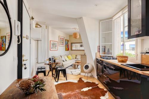 Stunning 2 Bedroom Apartment in Saint Germain des Près