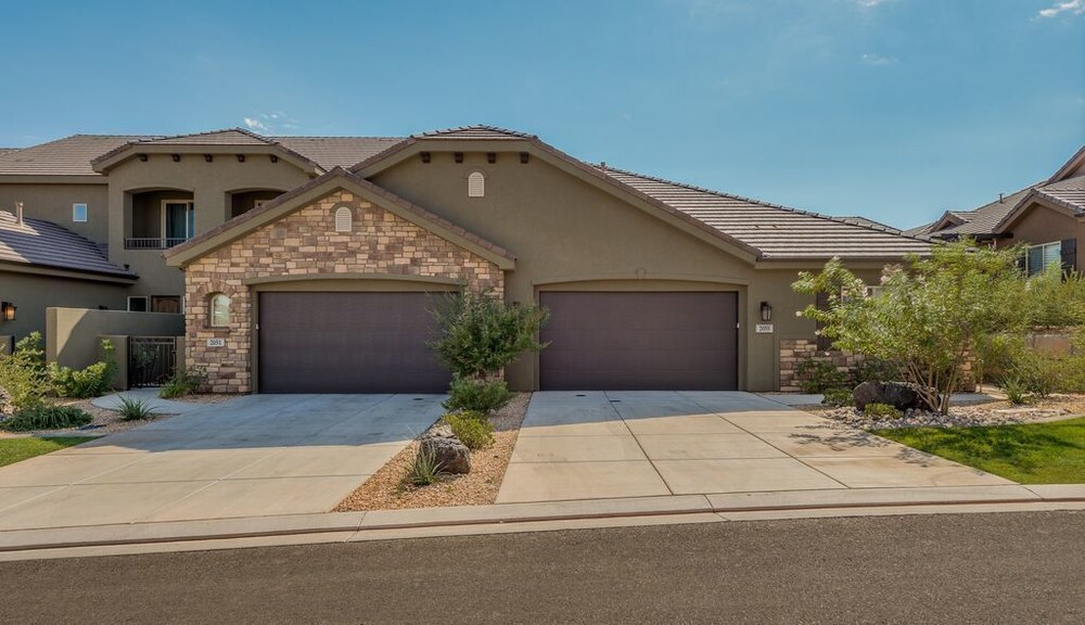 Zion Point 3 Bedroom Townhouse