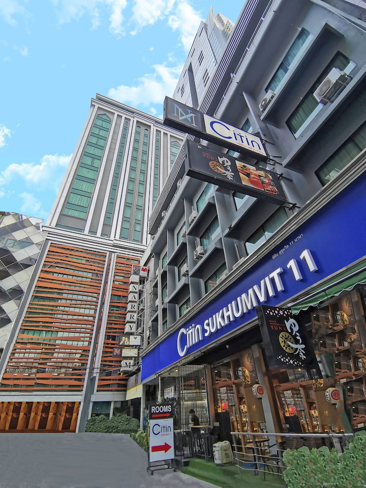 Citin Sukhumvit 11 Nana Bangkok by Compass Hospitality