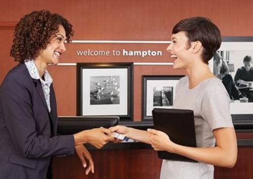 Hampton Inn Buffalo Amherst NY