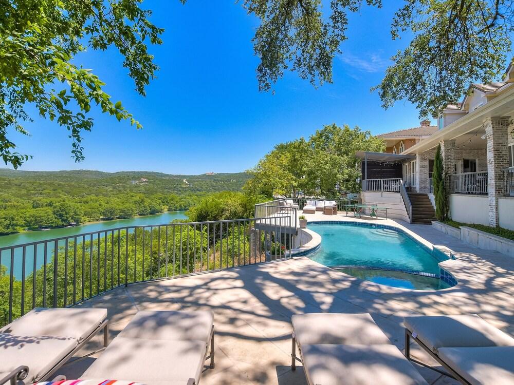 The Arrive Vista Estate Above Lake Austin Home