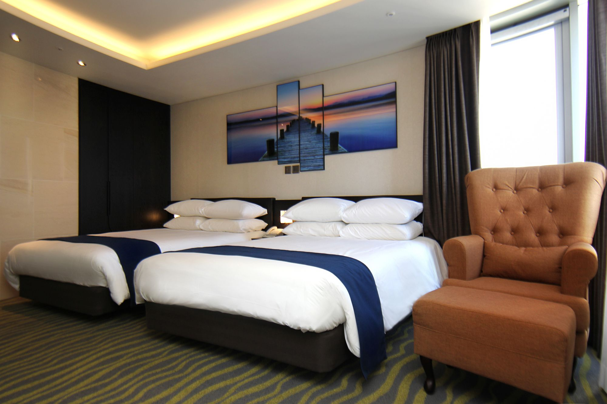 Howard Johnson Jeju Hotel Yeondong