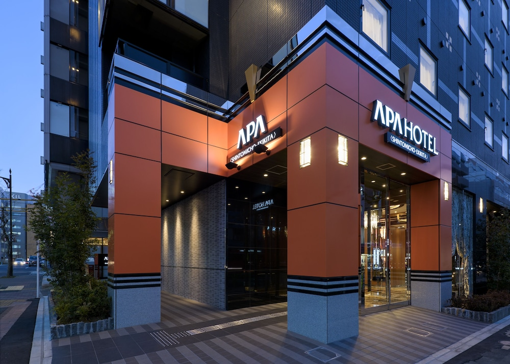 Apa Hotel Shintomicho Ekikita