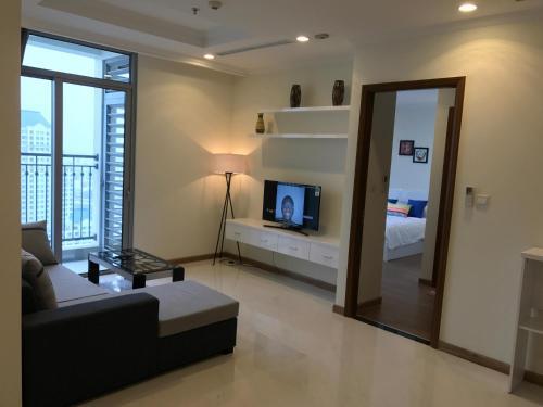 Vinhomes Service Apartment Central 3 2015
