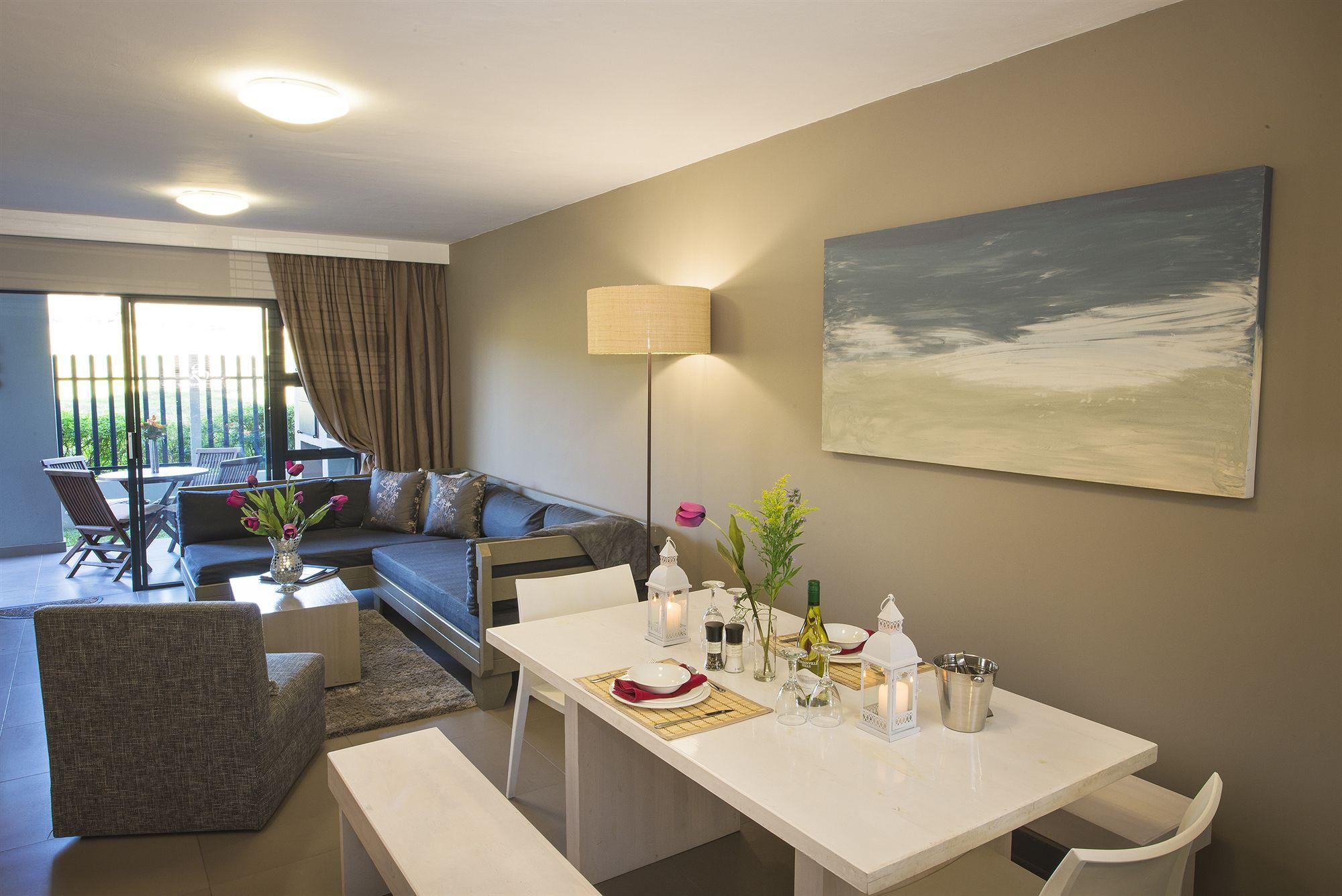Burgundy Luxury Apartments