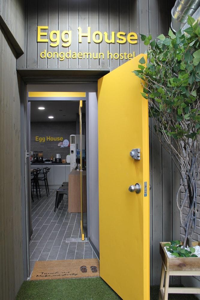 Dongdaemun Egghouse Hostel