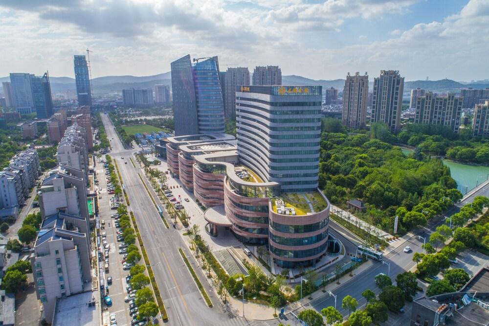 Jinling Shihu Garden Hotel Suzhou