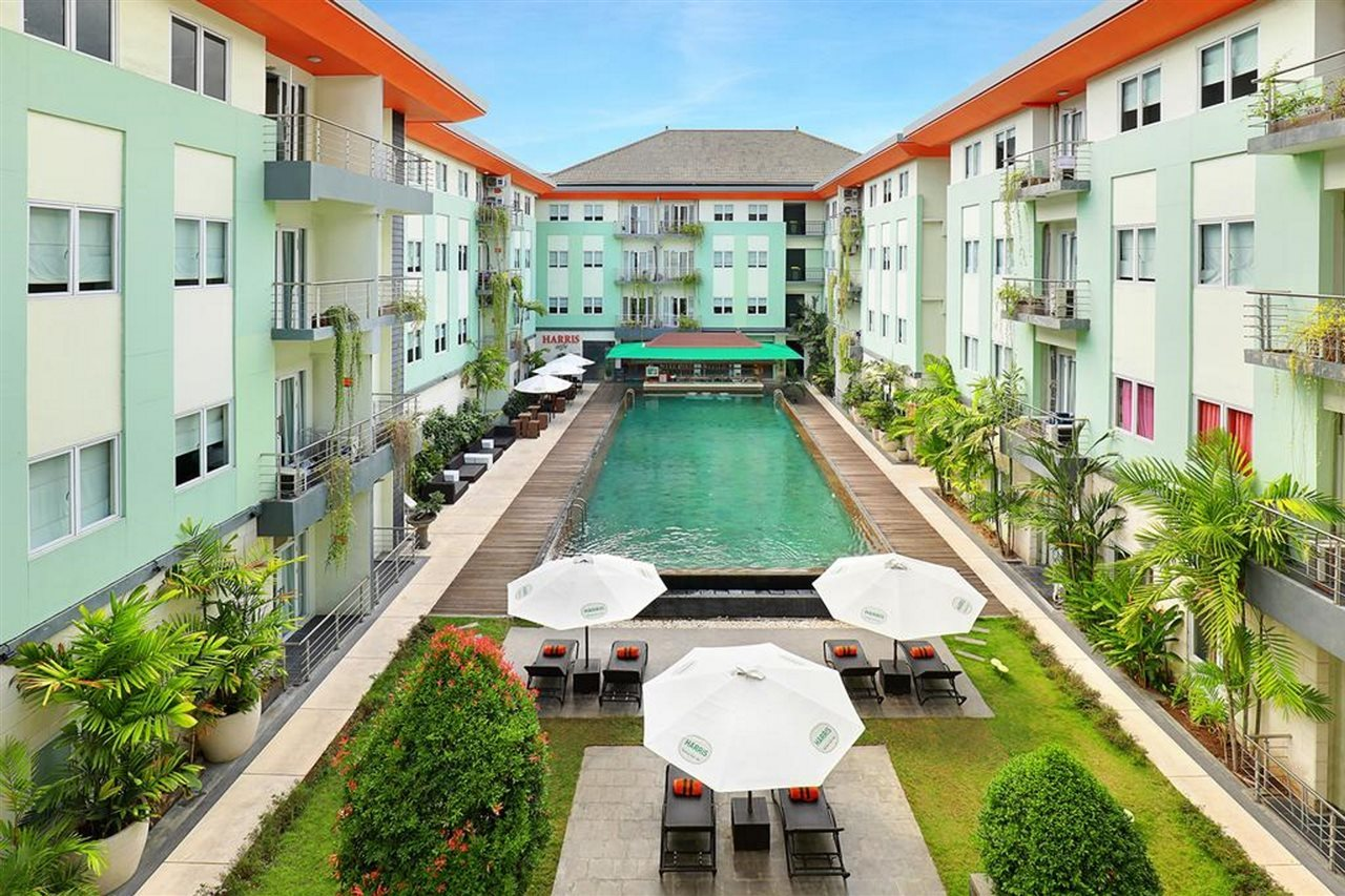 Harris Hotel and Residences Riverview Kuta