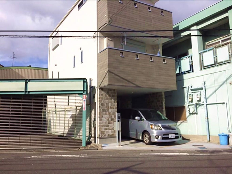 Teradacho B house