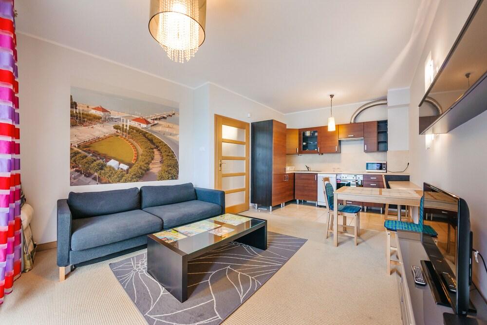 Apartamenty Sun & Snow Parkur
