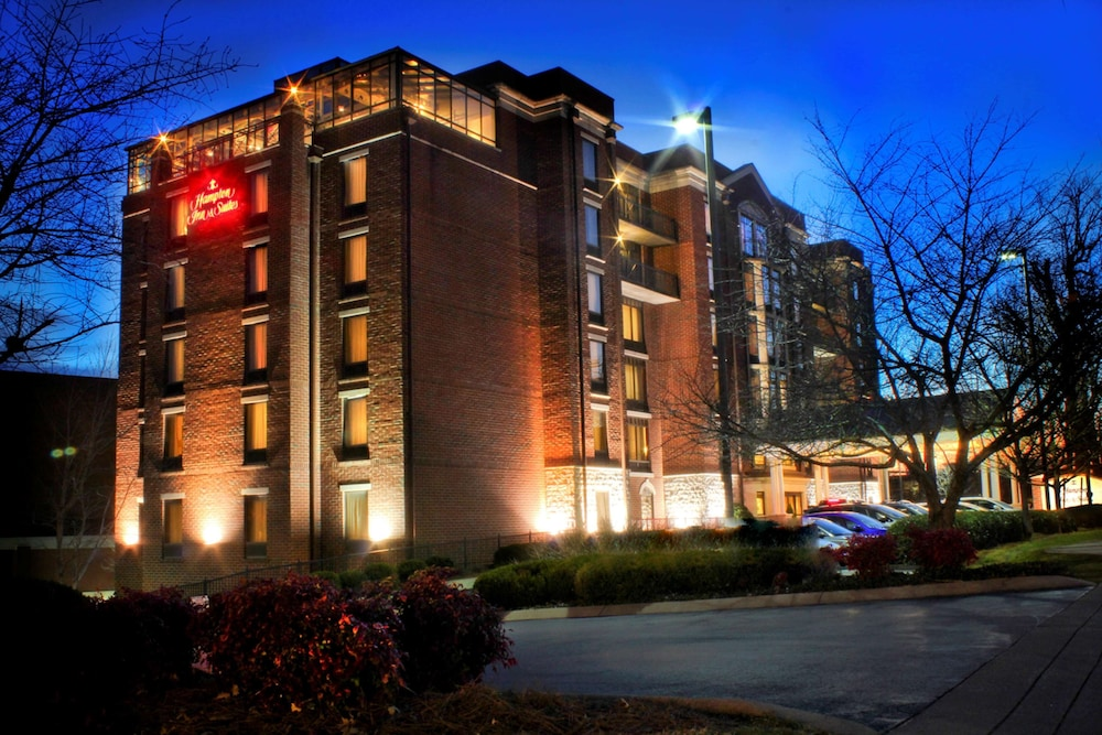 Hampton Inn & Suites Nashville Green Hills