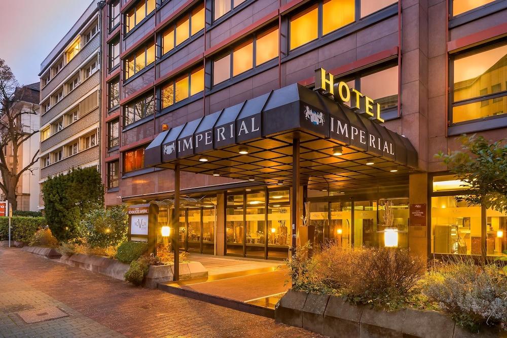 Novum Hotel Imperial Frankfurt Messe