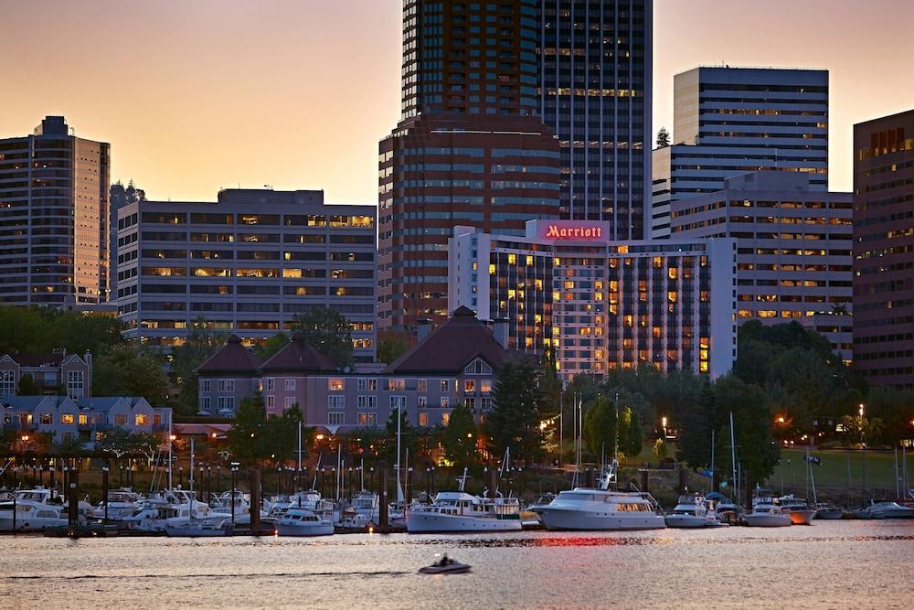 Portland Marriott Downtown Waterfront