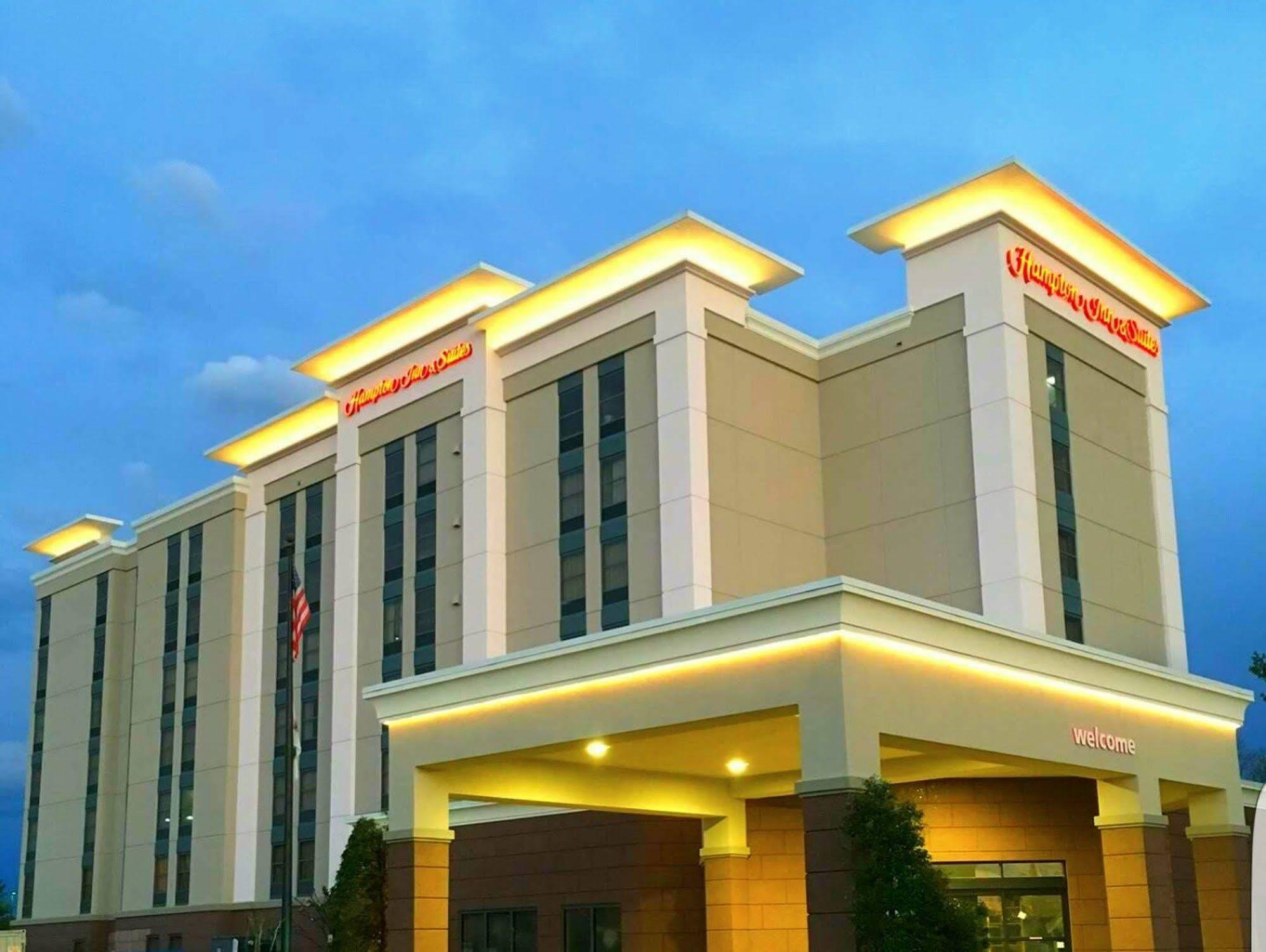 Hampton Inn & Suites Nashville Airport