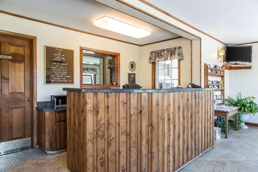 Gallery image of Rodeway Inn Waterford New London