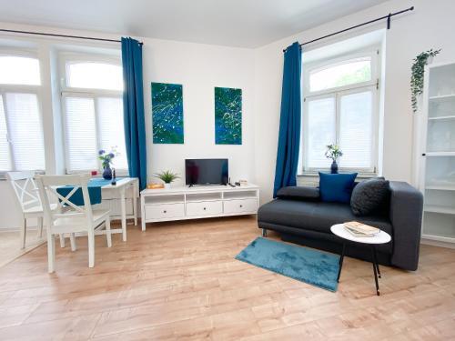 Wunderschöne Wohnung direkt auf der Karl Heine Straße