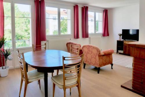 Appartement cosy 3 chambres et parking Montpellier centre