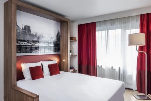 Aparthotel Adagio Genve Mont Blanc