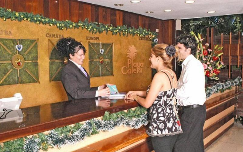 Hotel Playa Caleta Salsa Club