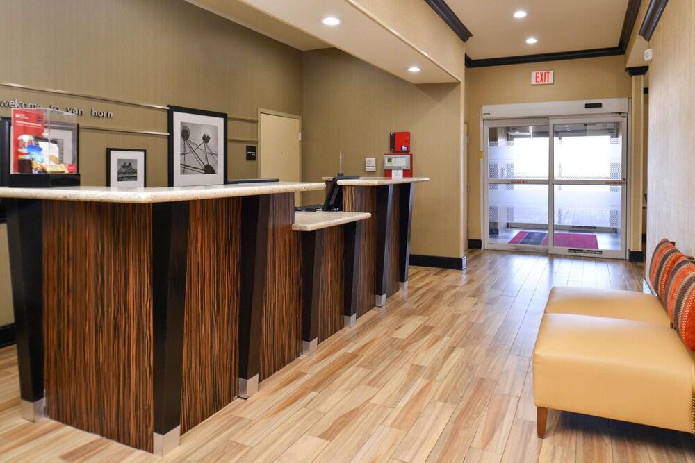 Gallery image of Hampton Inn Van Horn