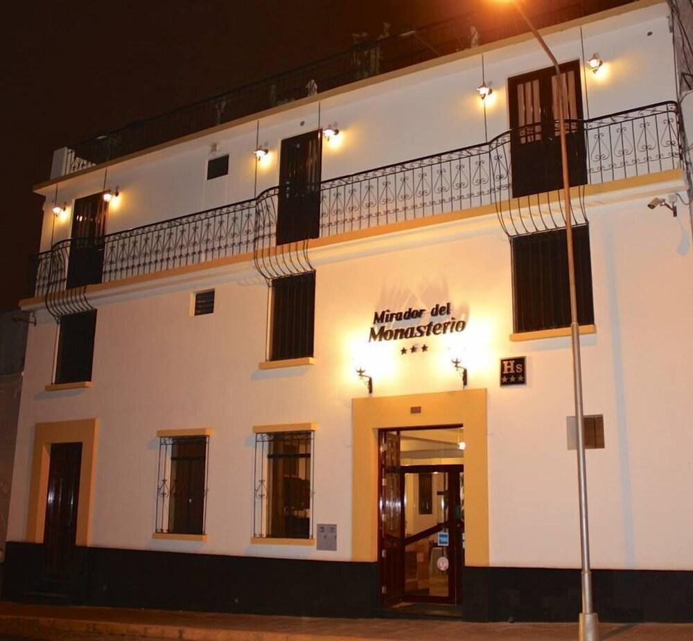 Mirador Del Monasterio