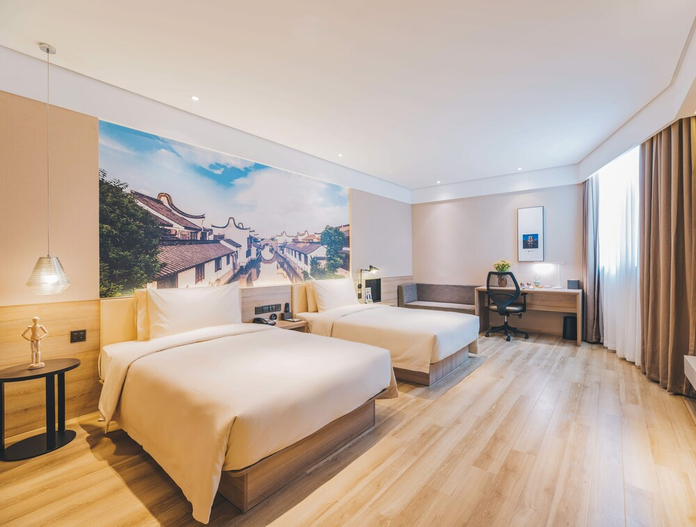 Atour Hotel Tangdao Bay Park West Coast Qingdao