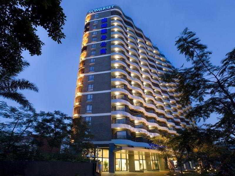 Mango Garden City Business Apartment
