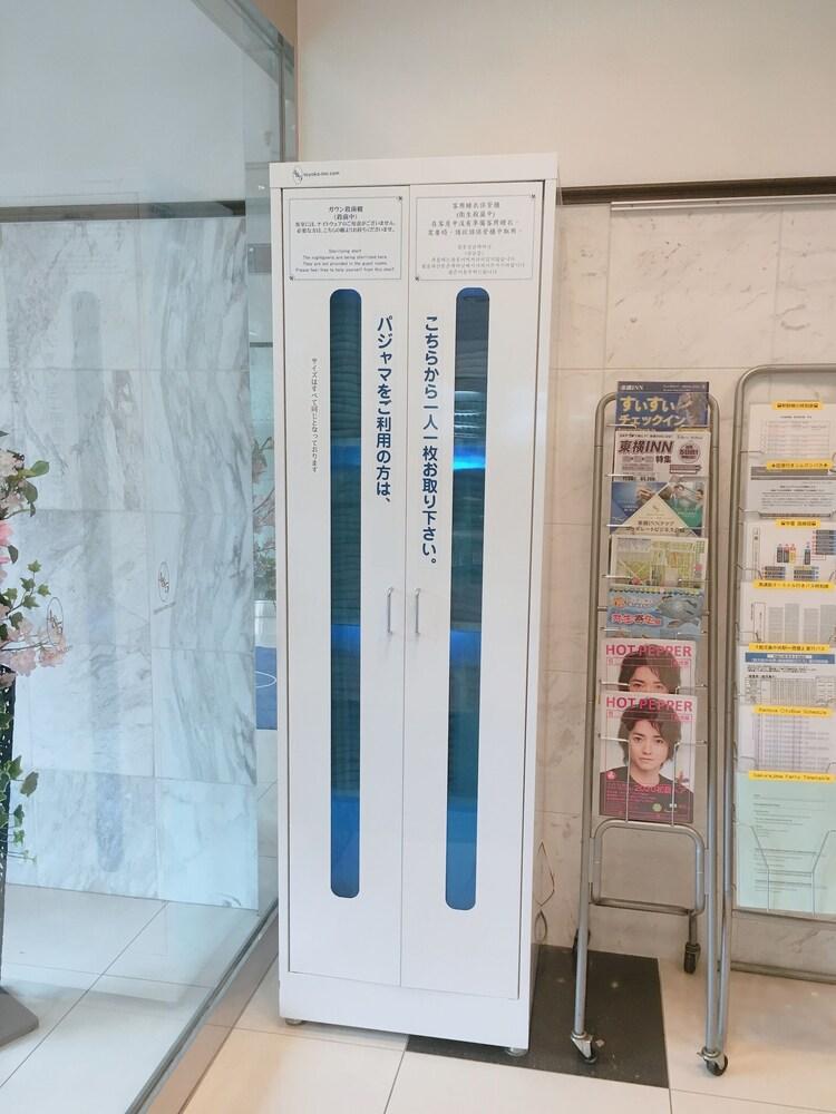 Gallery image of Toyoko Inn Kagoshima Chuo eki Higashi guchi