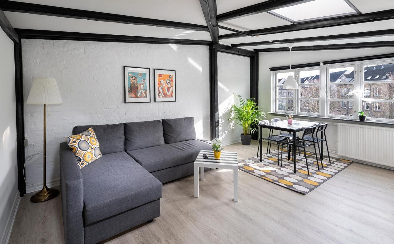 Apartment suite 4 Aalborg Center
