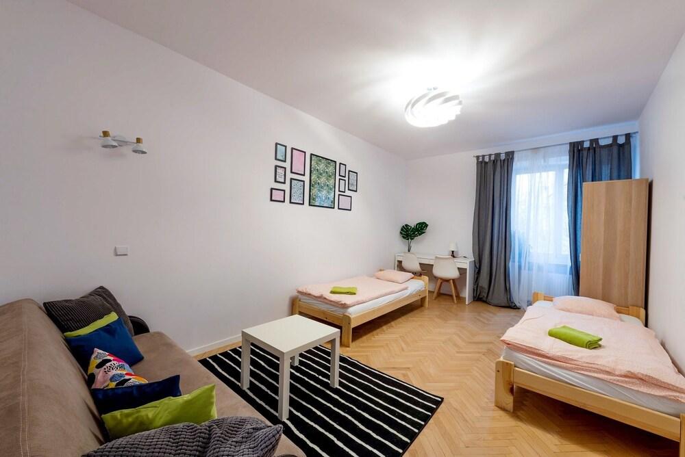 Nalevki Apartments