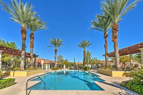 Lavish Lake Las Vegas Condo w Resort Amenities