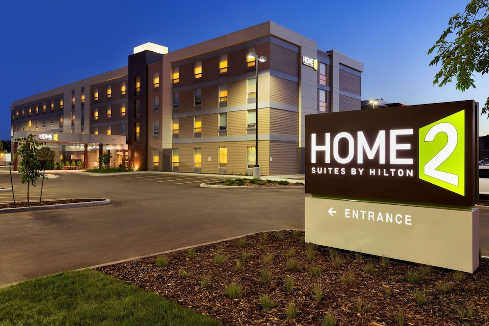 Home2 Suites by Hilton West Edmonton Alberta Canada