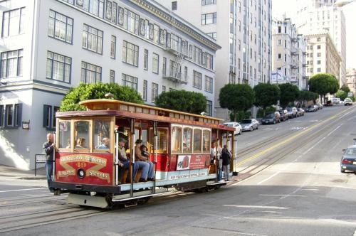 Balmoral Hotel San Francisco