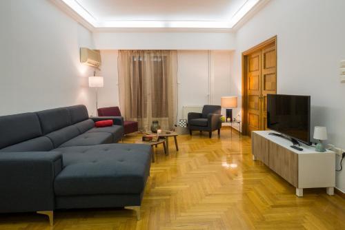 Capricorn Luxurious apartment in Kolonaki