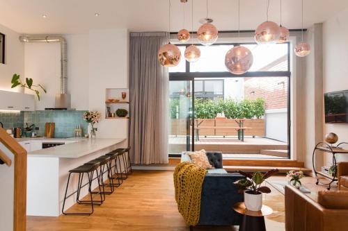 Luxury Apartment North Loft