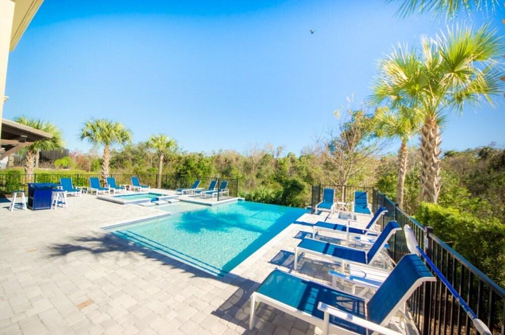 5 Star Private Villa Reunion Resort Orlando Villa 1373