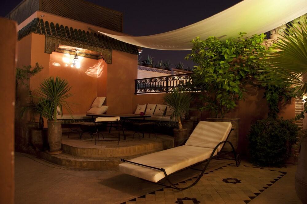Gallery image of Riad Les Trois Palmiers El Bacha