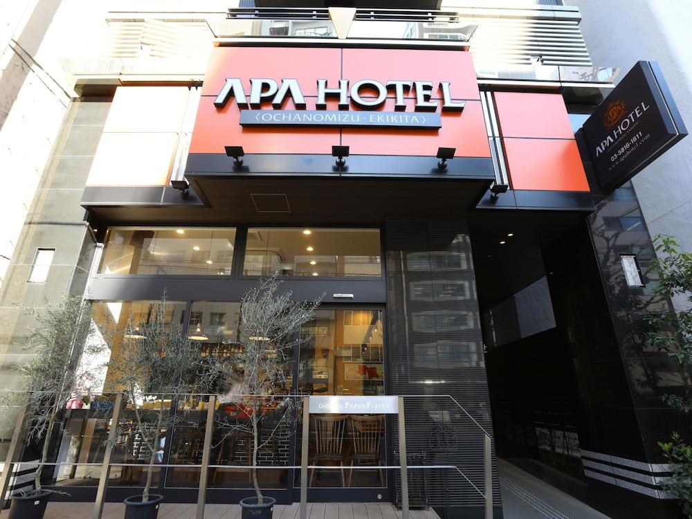 Apa Hotel Ochanomizu Ekikita