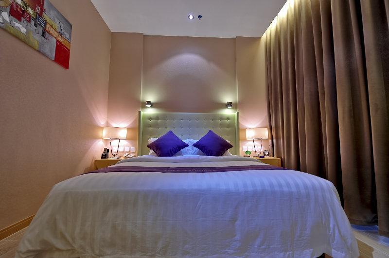 The Bauhinia Hotel Shenzhen