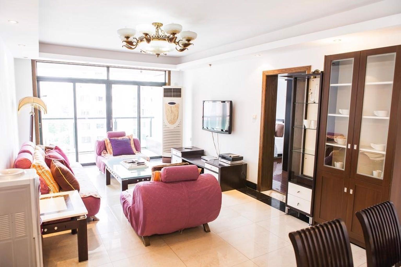 Yopark Serviced Apartment Wu Yi Garden