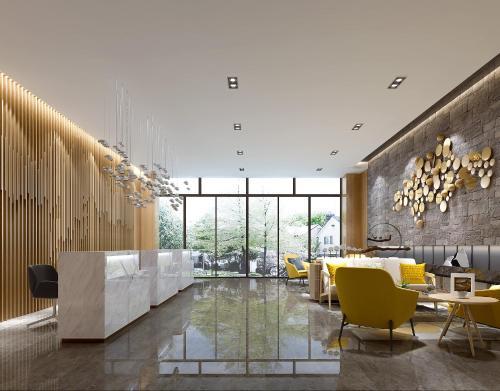 Resplendent Luxury Hotel Qingdao Carvinal
