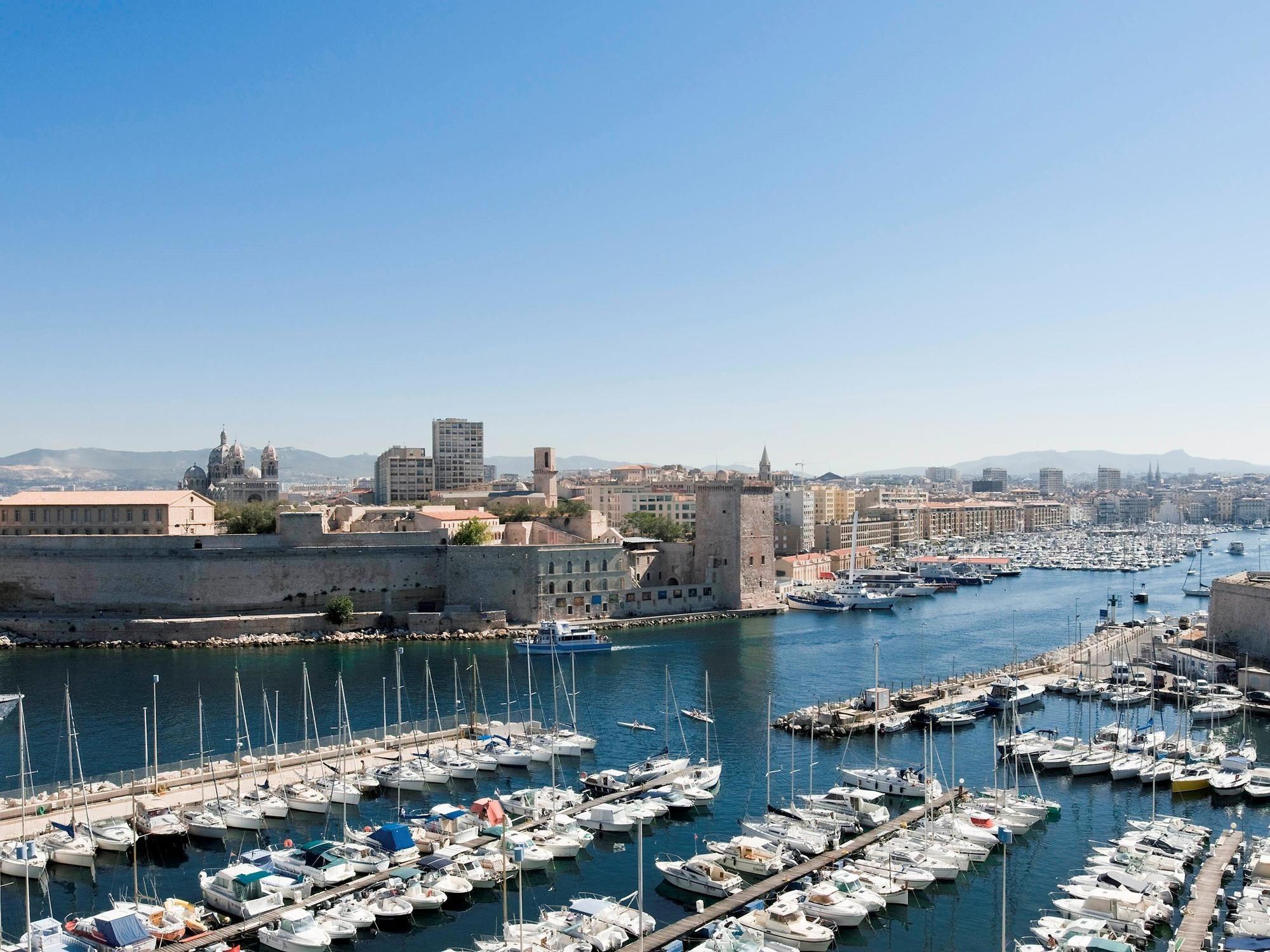 Ibis Budget Marseille Vieux Port