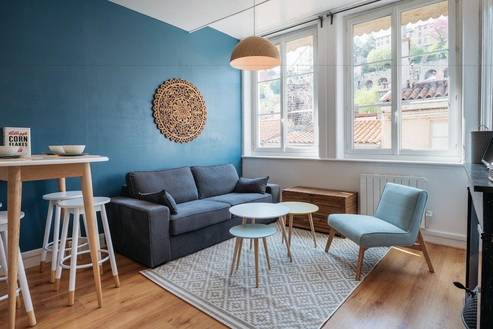 Appartement Elégance Vieux Lyon