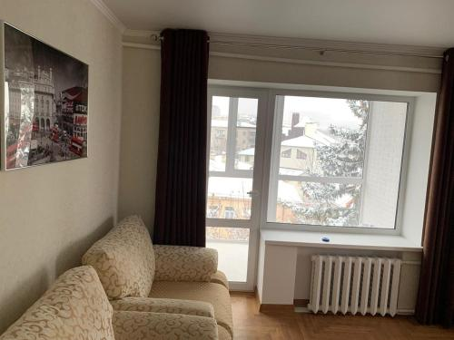 Апартаменты на Кирова с панорамным видом