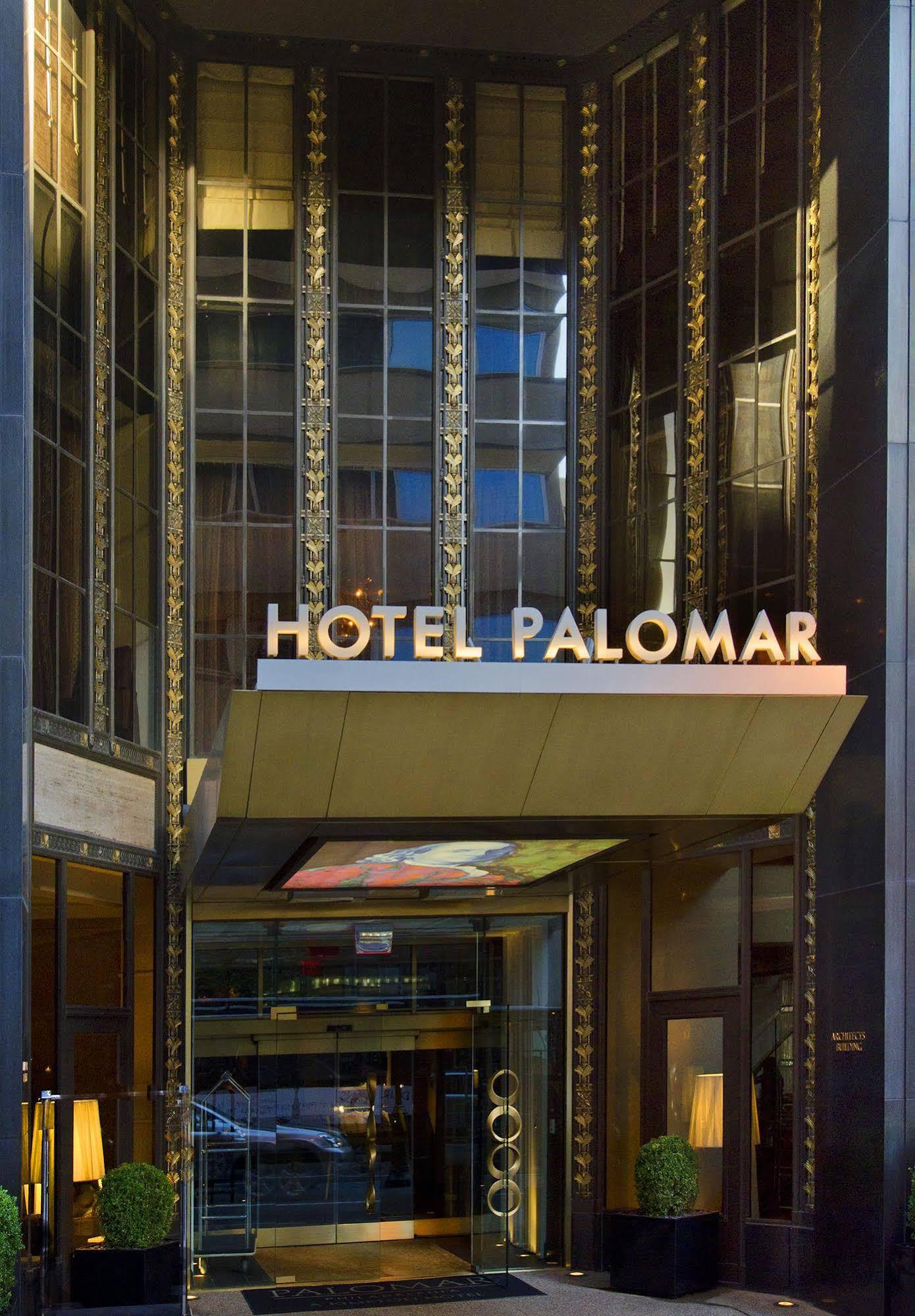 Hotel Palomar Philadelphia a Kimpton Hotel